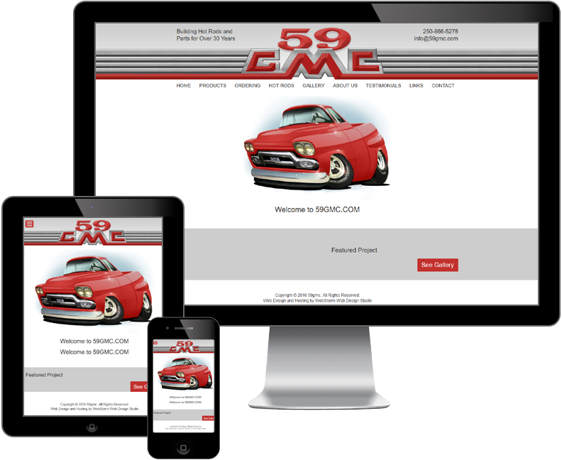 59gmc website