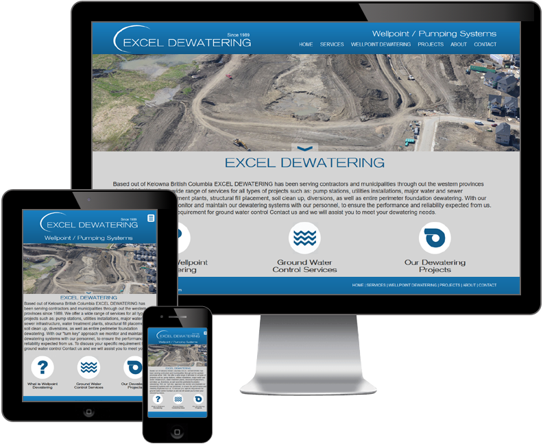 excel dewatering website