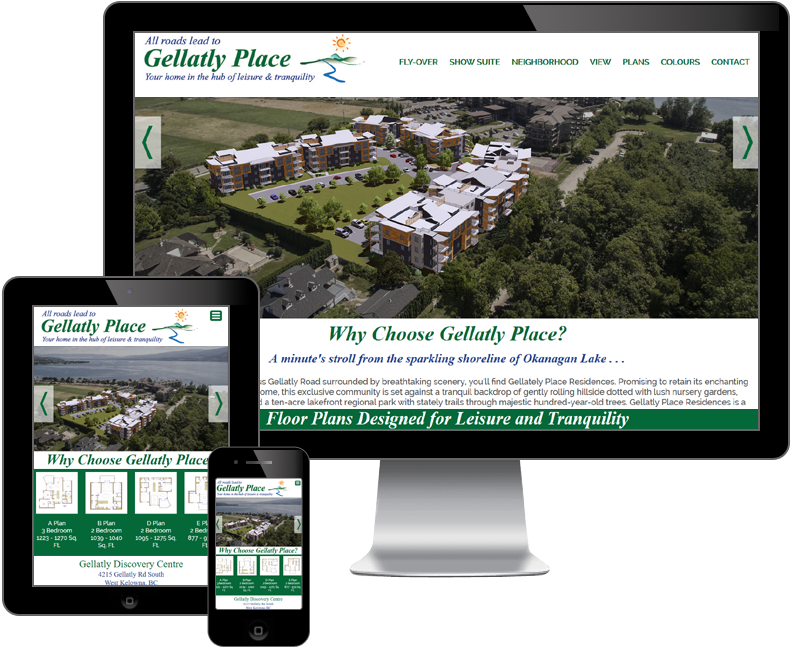 gellatly place website