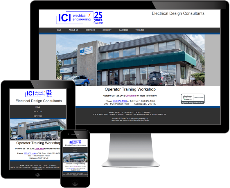 ici electrical engineering website