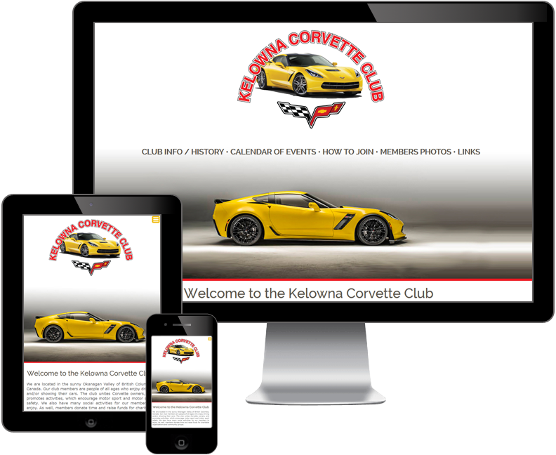 kelowna corvette club website