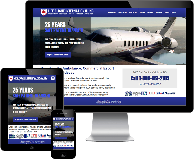 life flight international inc website