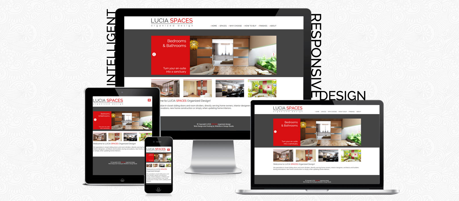 intelligent responsive web design